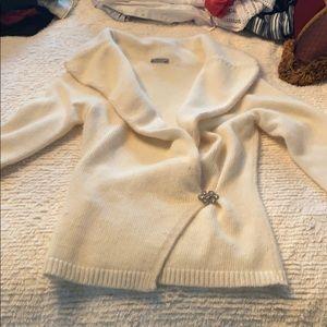 Ann Taylor angora wool sweater